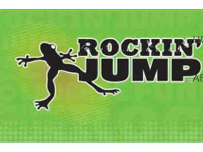 Rockin' Jump - Party for 5
