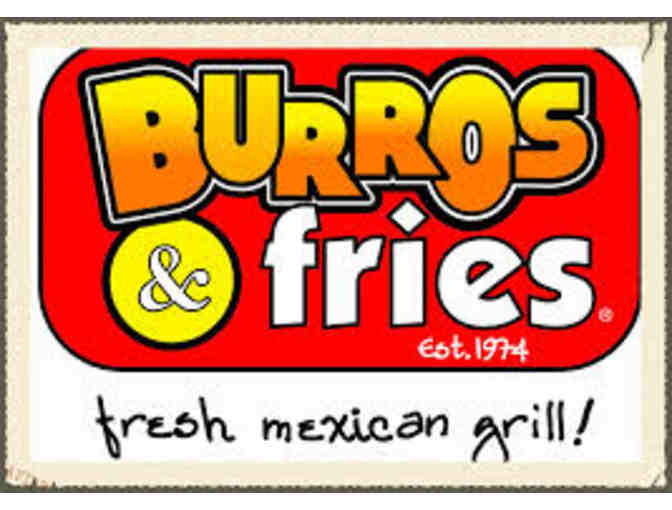 Burros and Fries - $25 Gift Card - Photo 1
