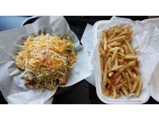 Burros and Fries - $25 Gift Card - Photo 2