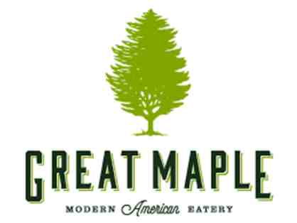 Great Maple - $25 Gift Card