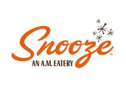 Snooze an A.M. Eatery - $50 Gift Card