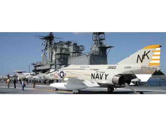 USS Midway Museum - Family Pack of 4 Guest Passes - Photo 2