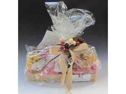 Addy's Jams & Caramels/Callander Farms - Gift Basket of Jams