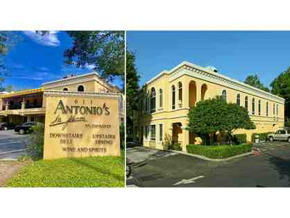 Chef's Choice, Four-Course Dinner at Antonio's Ristorante