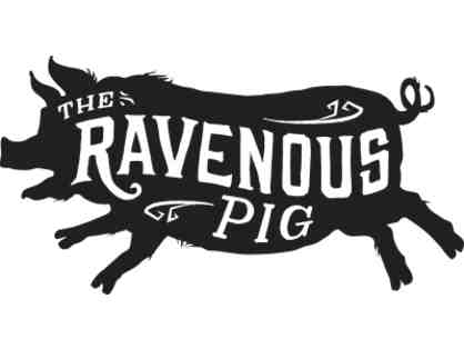 Ravenous Pig, 4-Course Chef's Tasting Dinner for 4 with Beer Pairing