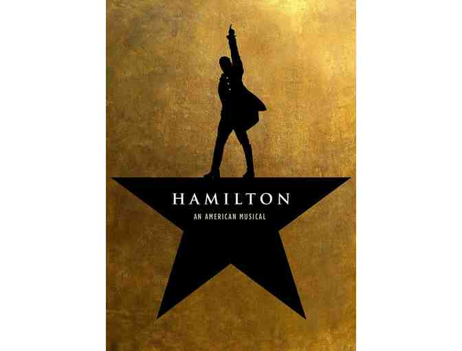2 Tickets to Hamilton - Photo 1