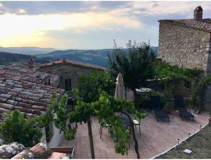 Weeklong Stay at a Townhouse in Tuscany, Italy