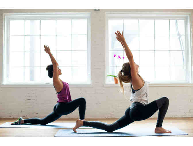 Namaste: Yoga Package