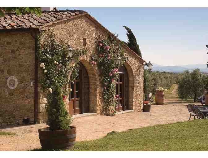 6 Night Tuscany Wine Tasting Trip For Two