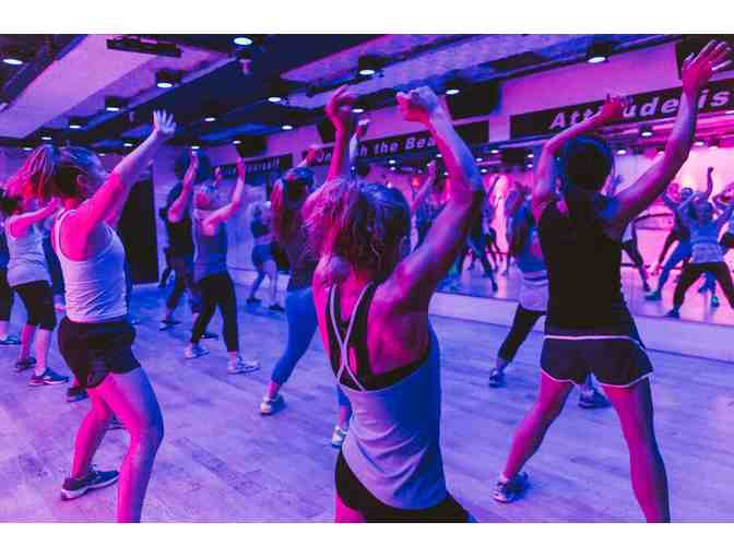 Box, Run and Dance your way to Fitness