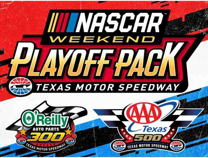 Texas Motor Speedway NASCAR Weekend and Airfare INCLUDED