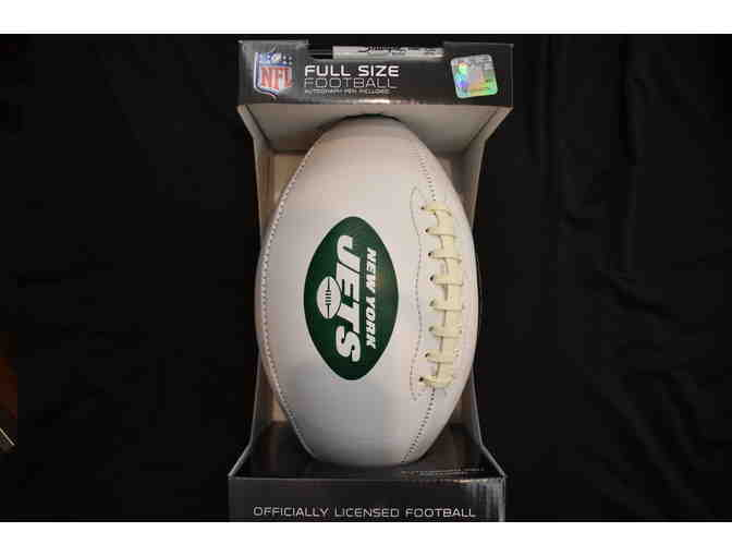 Jets Football Signed by Quinnen Williams