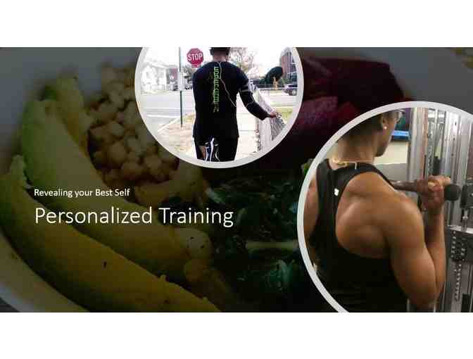 Personalized Fitness Consultation and Trainings