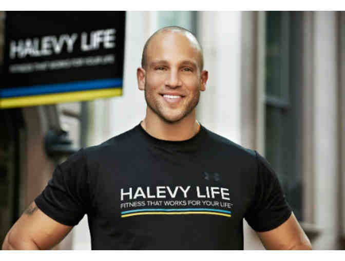 Halevy Life H-FIT Health and Wellness Assessment