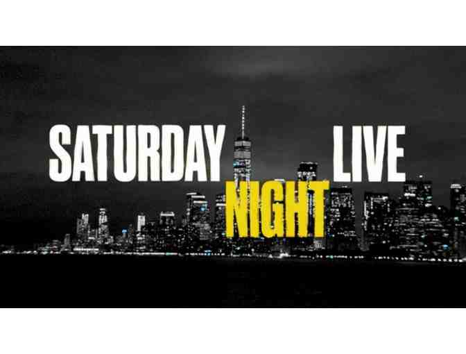 4 VIP Tickets to Saturday Night Live!