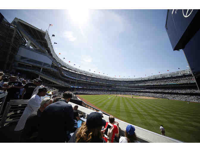 New York Yankees Batting Practice Reception & Tickets