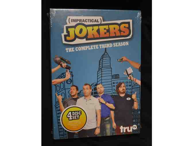 Impractical Jokers Superfan Package