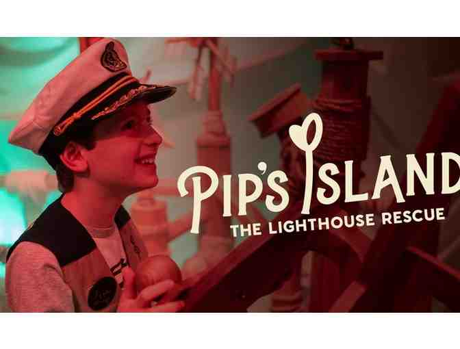 4 Tickets to Pip's Island - Photo 1