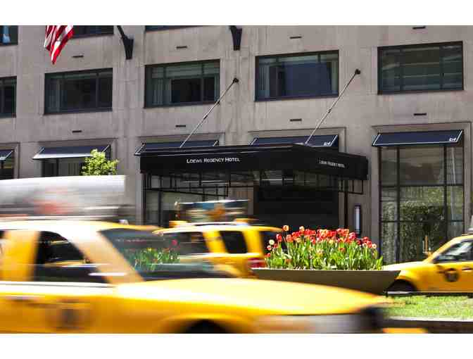 1 Night Stay at Loews Regency New York Hotel