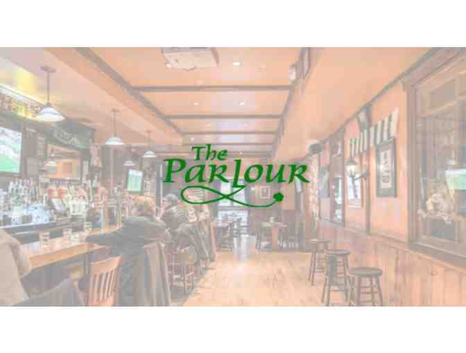 25 Person Happy Hour at The Parlour