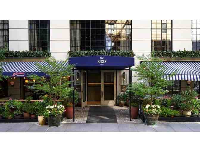 Two-Night Stay at SIXTY SoHo or SIXTY LES