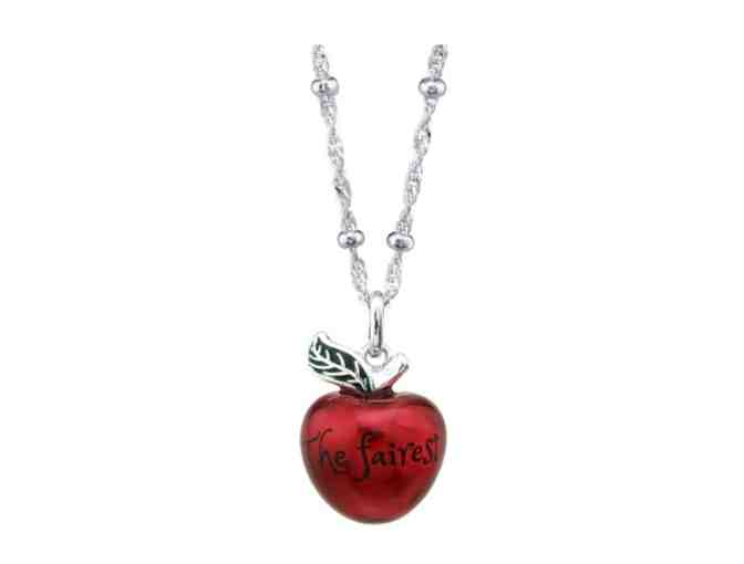 Disney's Snow White & the Seven Dwarfs Fairest Apple Necklace - Photo 1