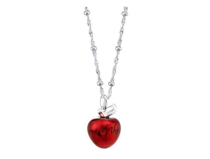 Disney's Snow White & the Seven Dwarfs Fairest Apple Necklace - Photo 2