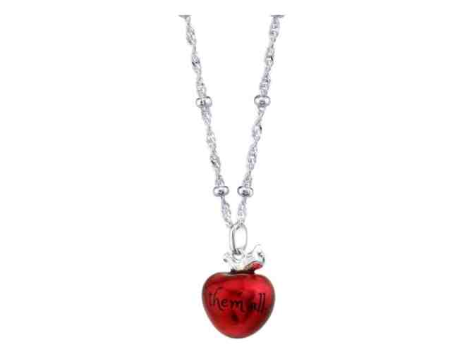Disney's Snow White & the Seven Dwarfs Fairest Apple Necklace - Photo 3