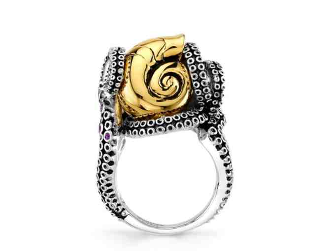 Disney's The Little Mermaid Tentacle Ring - Photo 1