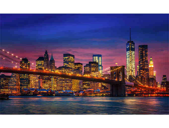 NYC Weekend Package: Hotel & Airfare