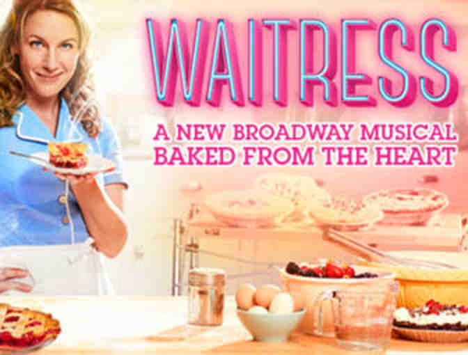 """Waitress"" on Broadway and meet Dakin Matthews backstage! - Photo 2"