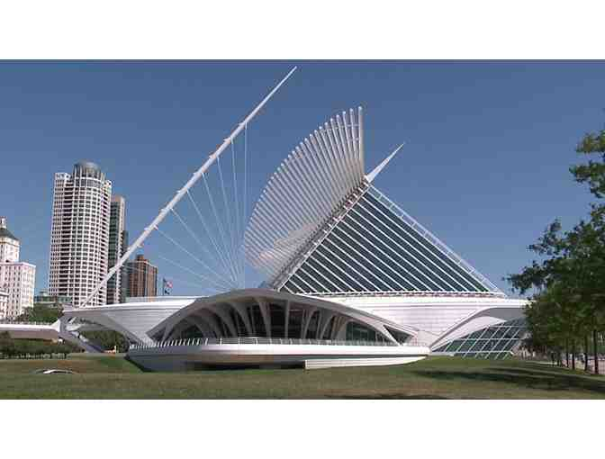 Milwaukee Art Museum Experience