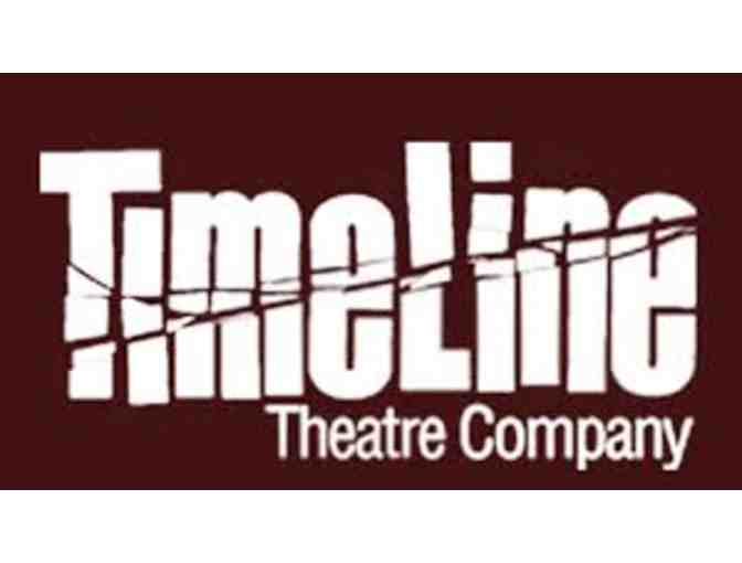 An Evening Out at Chicago's Timeline Theatre