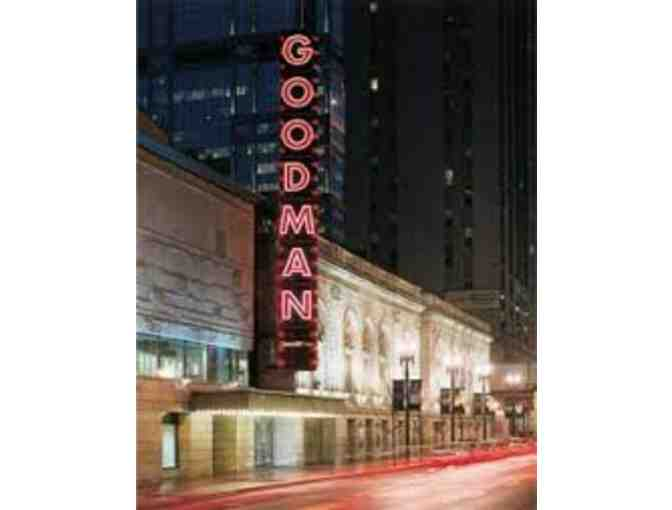 Two Tickets to see The Music Man at Goodman Theatre