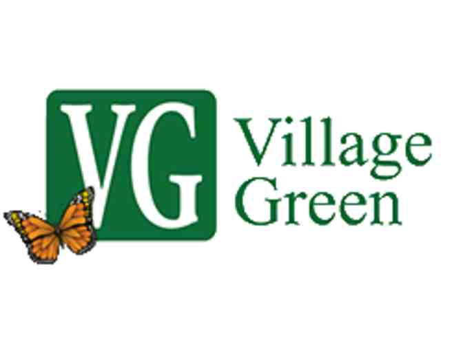 Village Green Nursery $50 gift card