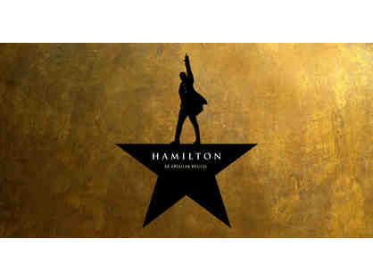 2  Tickets to Hamilton on Broadway