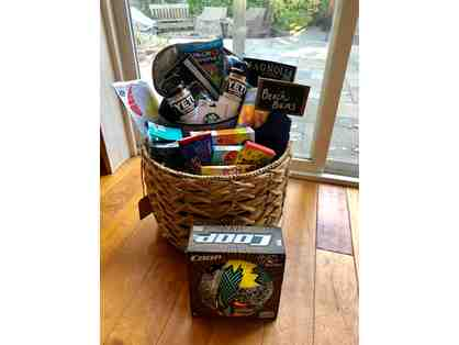 Beach Bums Auction Basket