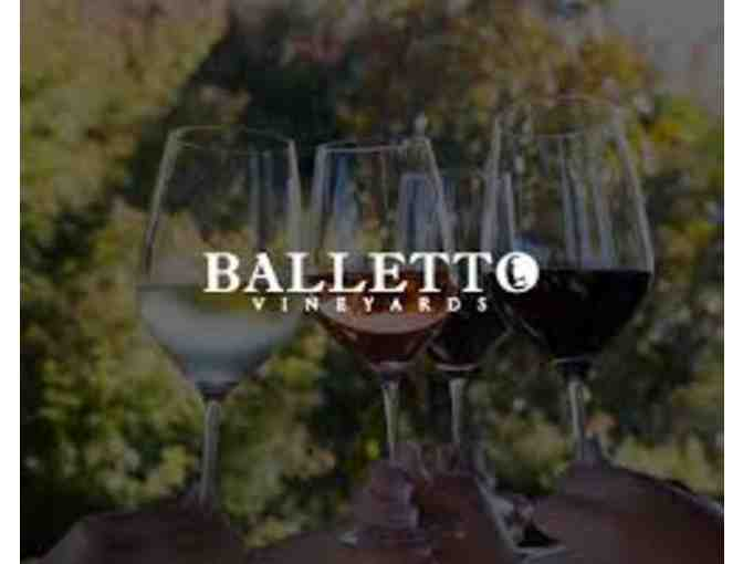 Balletto Russian River Valley Wine and Tasting - Photo 1