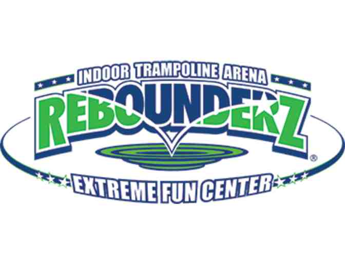 Jump up an Appetite - Passes for 2 at Rebounderz and 2 In-n-Out Meal Cards - Photo 1