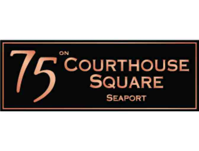 75 on Courthouse Square