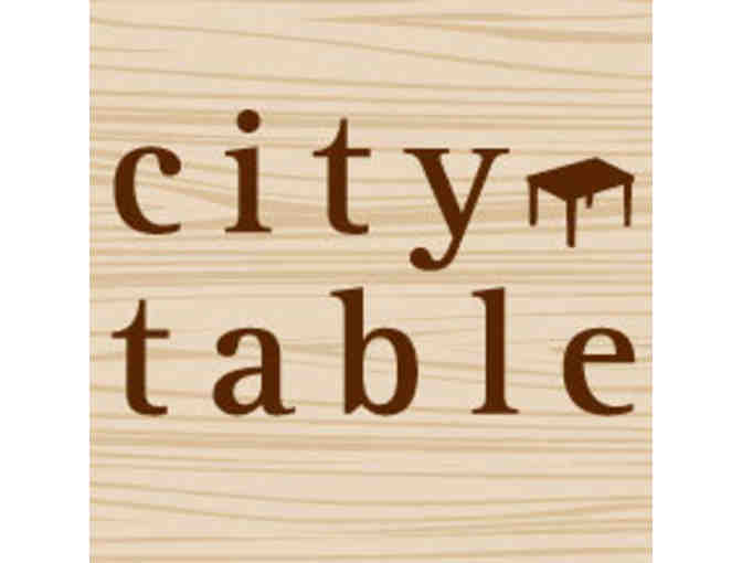 City Table - Lenox Hotel (The) - Photo 1