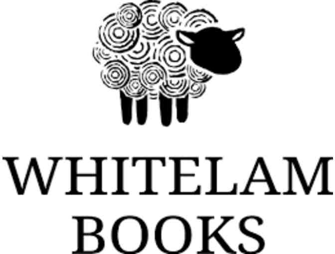 $25 to Whitelam Books