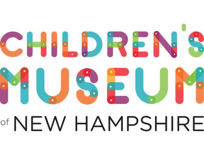 4 Passes to Children's Museum of New Hampshire