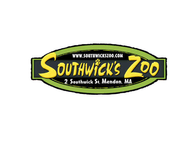 2 Admissions to Southwick Zoo
