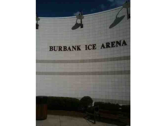 Burbank Ice Arena Skating 5-Pack