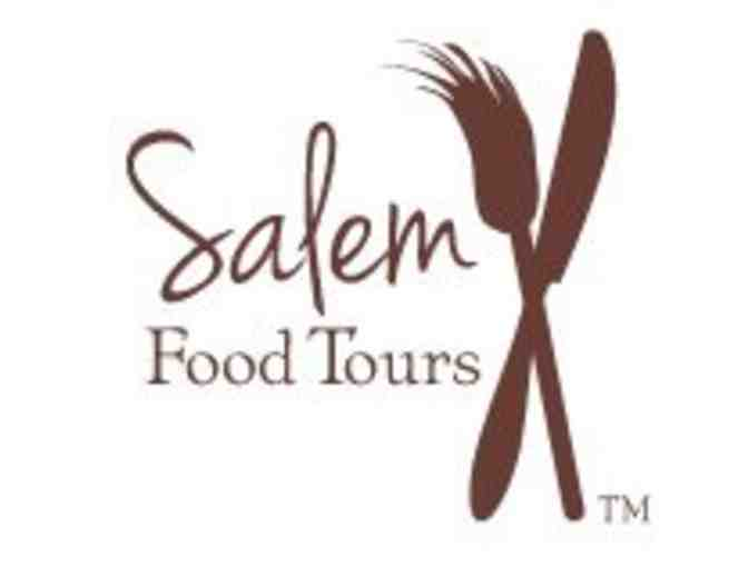 Salem Food Tours Coffee Walk for Two