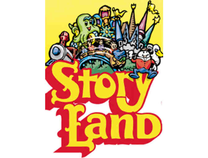 2 Day Passes to Story Land