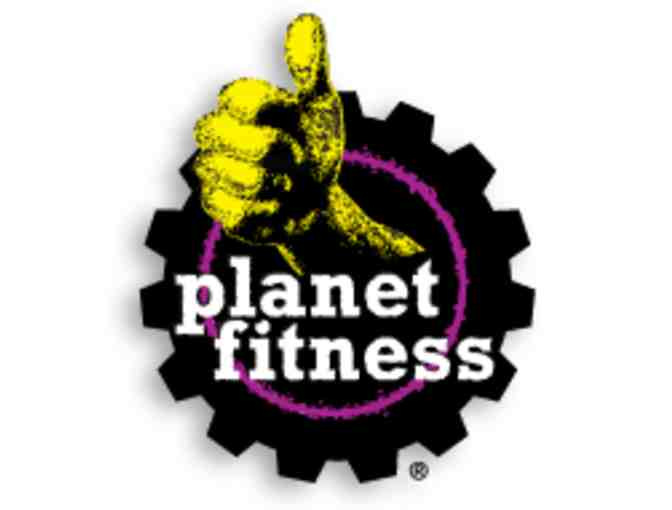 One Year Membership to Planet Fitness