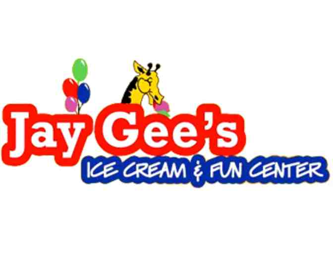 4 Fun Passes to Jay Gee's