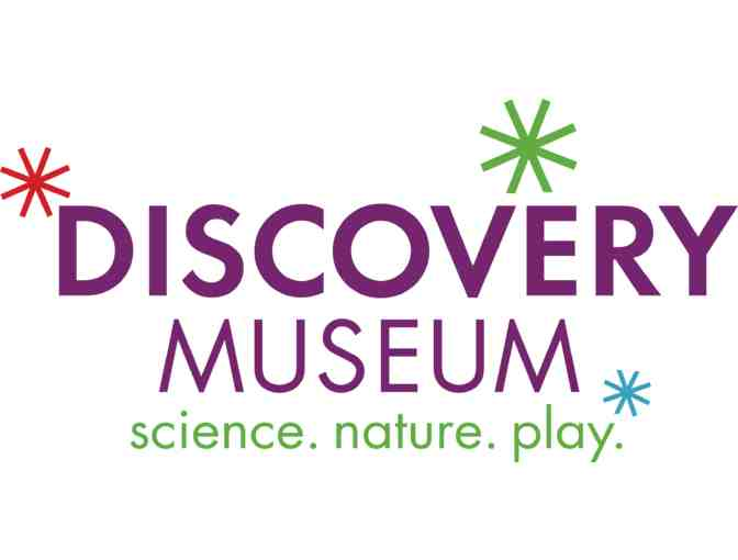 4 Passes to Discovery Museum in Acton